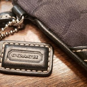 COACH wristlet...purse add-on!